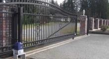 SLIDE GATE